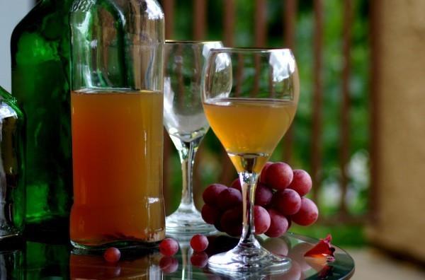 Как из винограда сделать вино быстро - Huntsman-Fisherman.ru