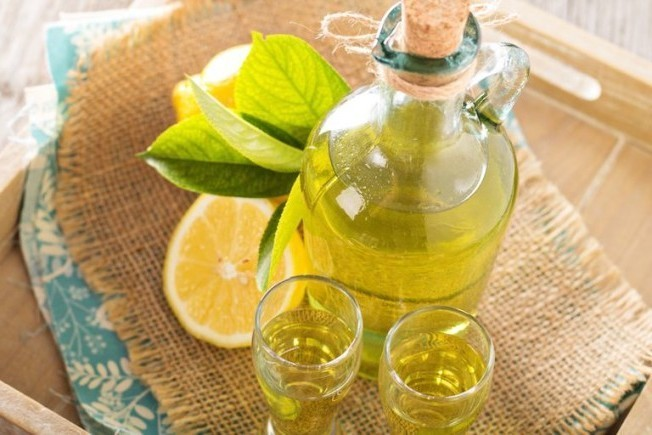 Настойка на спирту с лимоном в домашних условиях рецепт