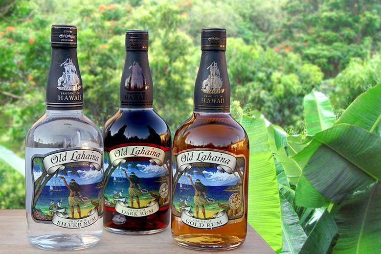 гавайский ром для напитков