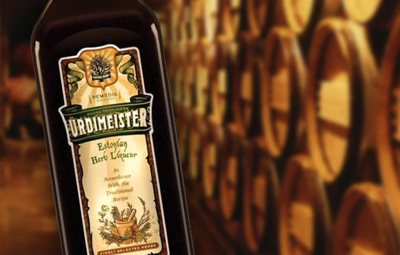 Бутылка с Urdimeister